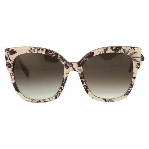 Gucci Sunglasses Cat Eye Grey Gradient Lens