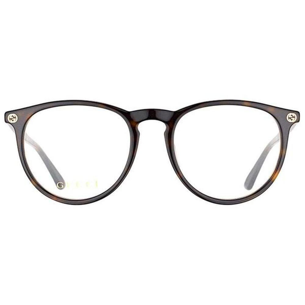 43fa090c4d4d5 Gucci Eyeglasses Round Style