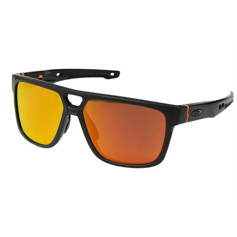 Oakley Rectangular Style Sunglasses W/Prizm Ruby Lens