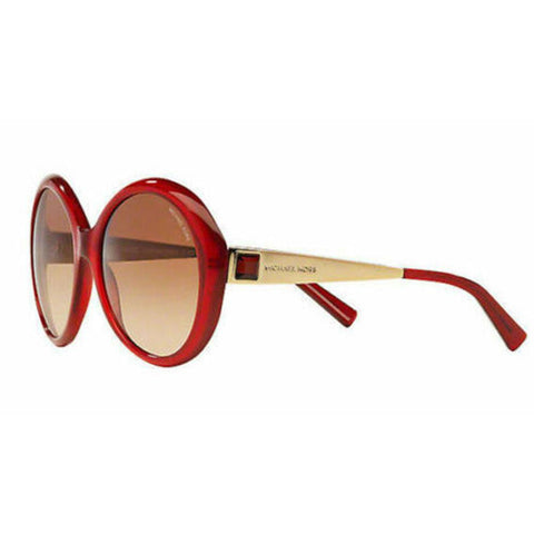 Michael Kors Oversized Style Sunglasses W/Brown Gradient Lens