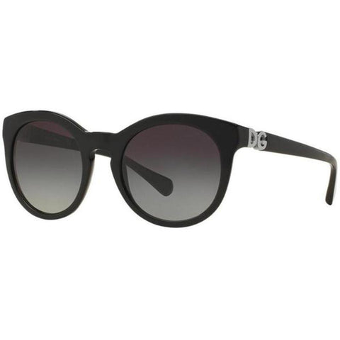 Dolce & Gabbana Sunglasses Round style Gray Gradient Lens