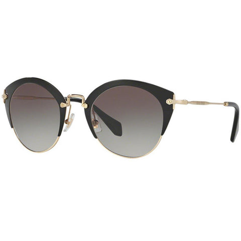 Miu Miu Sunglasses Cat Eye Style Grey Gradient Lens