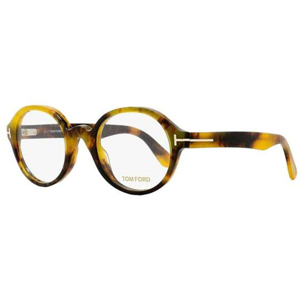 Tom Ford Eyeglasses Round Style Demo Lens