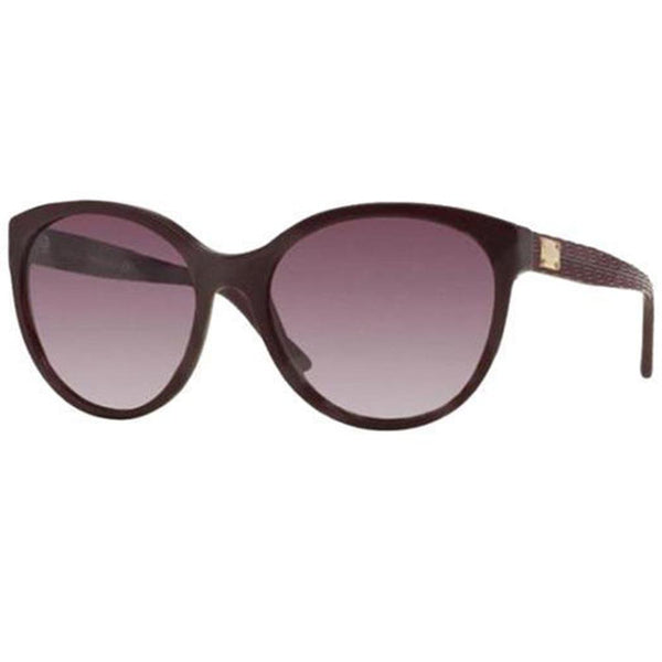 Versace Sunglasses Women Cat Eye Frames Violet Lens