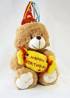 Small Birthday Bear