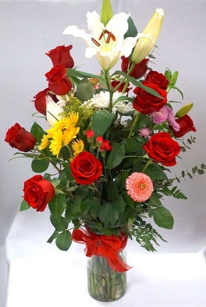 Assortment in a Vase