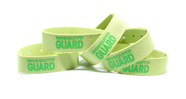 Mosquito Guard Repellent Bands (10 Pack)