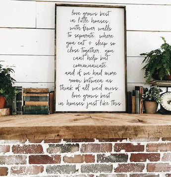 8 Tips on Using Farmhouse Signs in Your Space