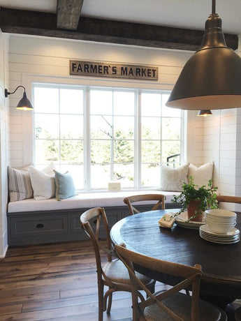 7 Simple Ways to Add Farmhouse Style to Any Home