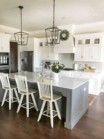 How to Upgrade Your Rustic Farmhouse Style Kitchen For ...