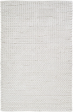 Anchorage Handwoven Rug - Ivory
