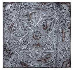 Anglessy Metal Wall Plaque