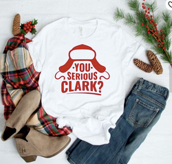 Are You Serious Clark T-Shirt
