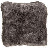 Asena Faux Fur Throw Pillow