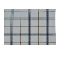 modern rustic BISTRO PLAID PLACEMAT