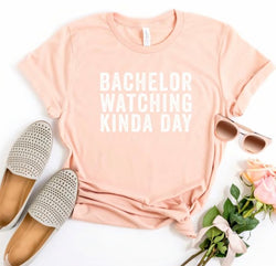 Bachelor Watching Kinda Day