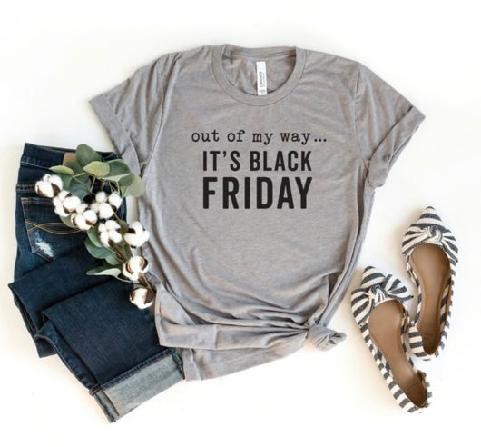 Black Friday T-Shirt