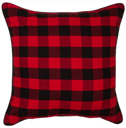 Buffalo Check Basic Euro Sham