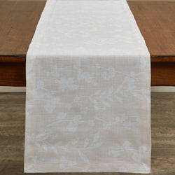 modern farmhouse CALLIE PRINT TABLE RUNNER - 72