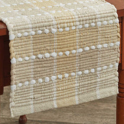 summer COCOA BUTTER CHINDI TABLE RUNNER - 36