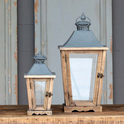 Carriage House Lanterns, Set of 2