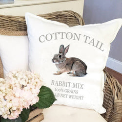Cotton Tail Trading Co Throw Pillow Cover