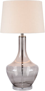 Easton Clear Table Lamp