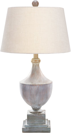 Eleanor Table Lamp - Grey