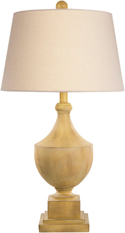 Eleanor Table Lamp - Tan