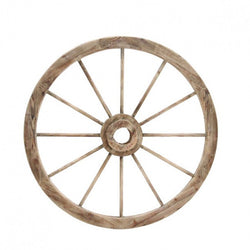 Extra Large Wagon Wheel