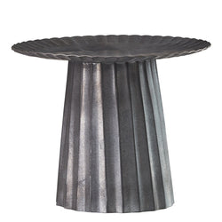 Galvanized Pedestal - Large