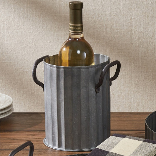 Galvanized Wine Cooler