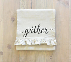 Gather Script Table Runner