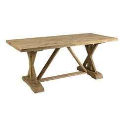 Hanway Trestle Farmhouse Table