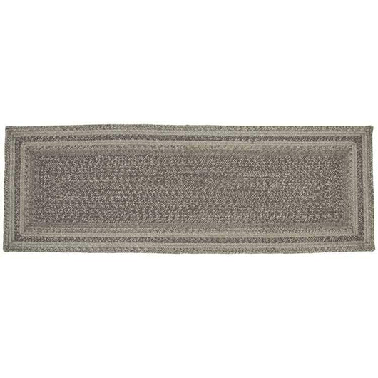 Hartwick Braided Rectangle Runner Rug - 2' x 6'