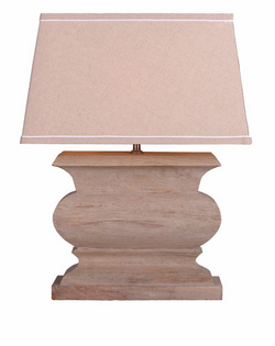 Hudson Rectangle Table Lamp