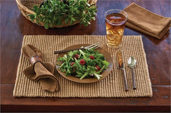 Jute Boucle Rectangular Placemat