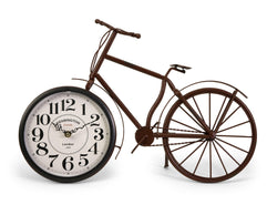 Large Higdon Bicycle Clock