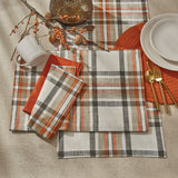 "October Spice Table Runner - 72""L fall decor"