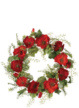 The Poppy Collection wreath