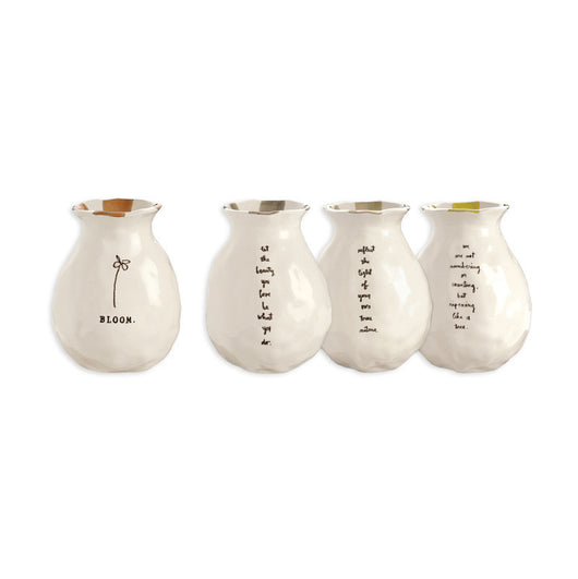 rae dunn bloom bud vases set of 4 modern rustic home
