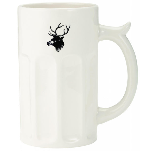 Rae Dunn Stag Beer Stein