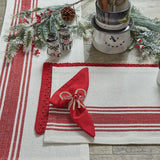 "Ribbon Candy Table Runner - 36""L christmas decor"