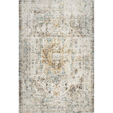 Sloan Vintage Medallion farmhouse rug