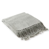 Turner Throw Blanket - Grey