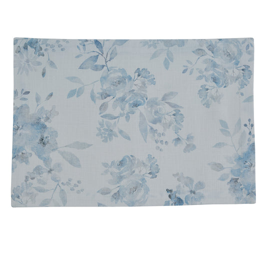 french chic floral placemat