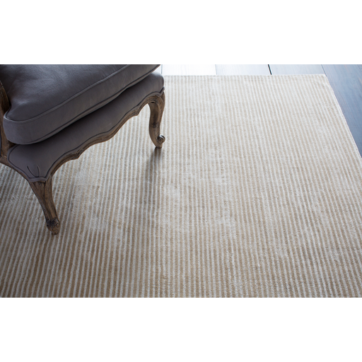 Graphite Soft Textured Rug - Tan