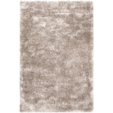 Grizzly Plush Pile Grey Cozy Rug