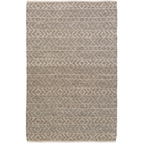 Ingrid Contemporary Handwoven Rug - Brown