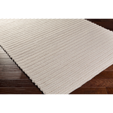 Kindred Timeless Handwoven Wool Rug - Tan